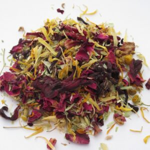 Floral Tea by New Zealand Herbal Brew | Certified Organic Herbal Teas | For Health & Pleasure