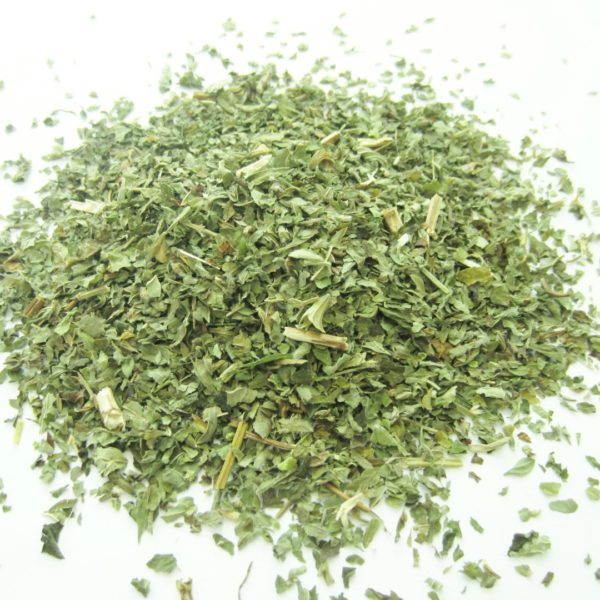 Lemon Balm Tea by New Zealand Herbal Brew | Certified Organic Herbal Teas | For Health & Pleasure